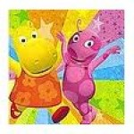 BACKYARDIGANS NAPKINS